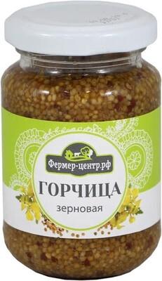 Горчица зерновая, 180г