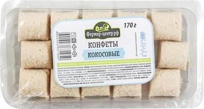 Конфеты Кокосовые, 170г
