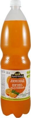 Газированный напиток Апельсин, 1.5л