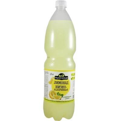 Газированный напиток Лимон, 1.5л