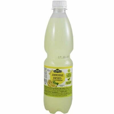 Газированный напиток Лимон, 0.5л