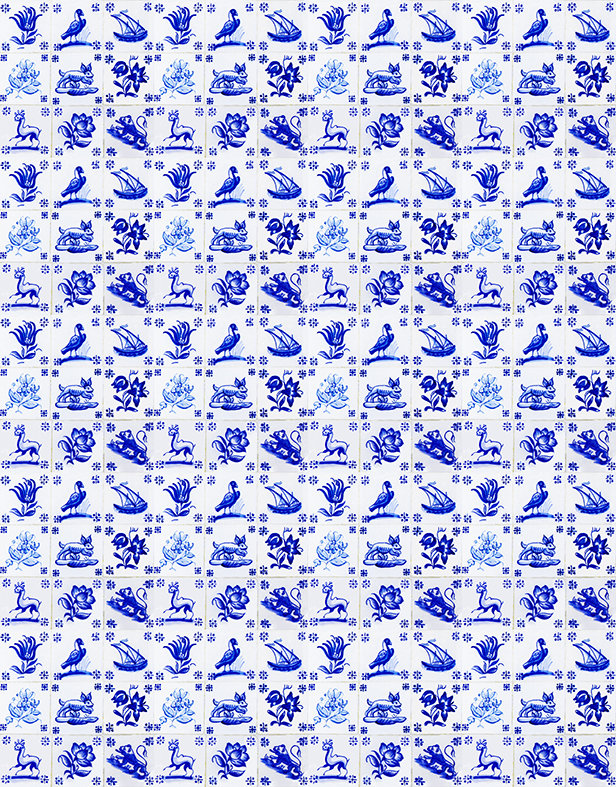 FAIRY TALE by Portuguese Tiles of Lisbon