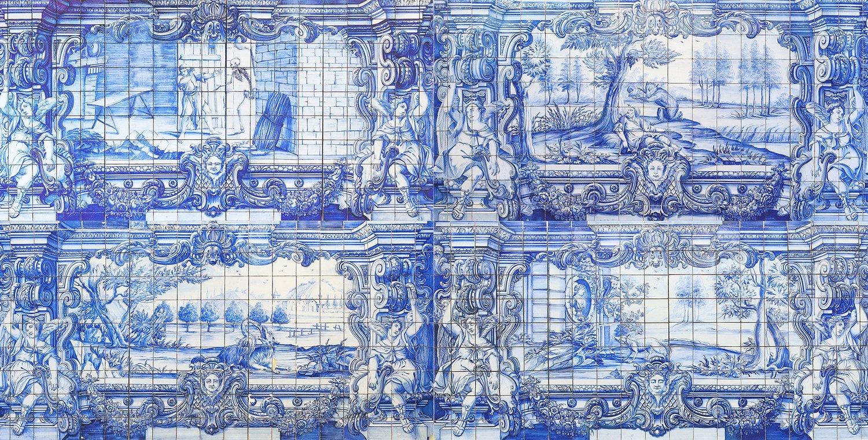 MYSTIC STORIES by Portuguese Tiles of Lisbon