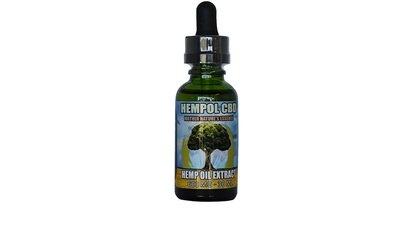 Hempol Nano 600MG CBD Oil / VG