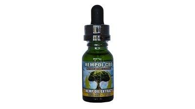 Hempol Nano 350MG CBD Oil / VG