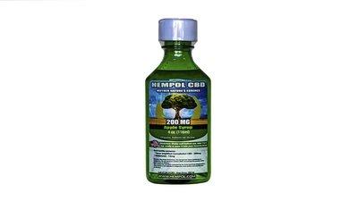 Hempol Nano CBD Syrup - Sour Apple