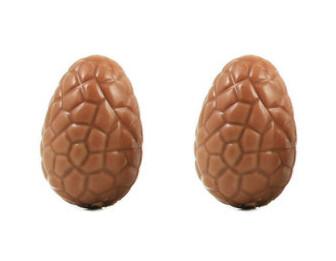 100 gram eitjes Chocomousse