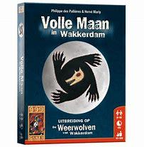 Volle maan in Wakkerdam