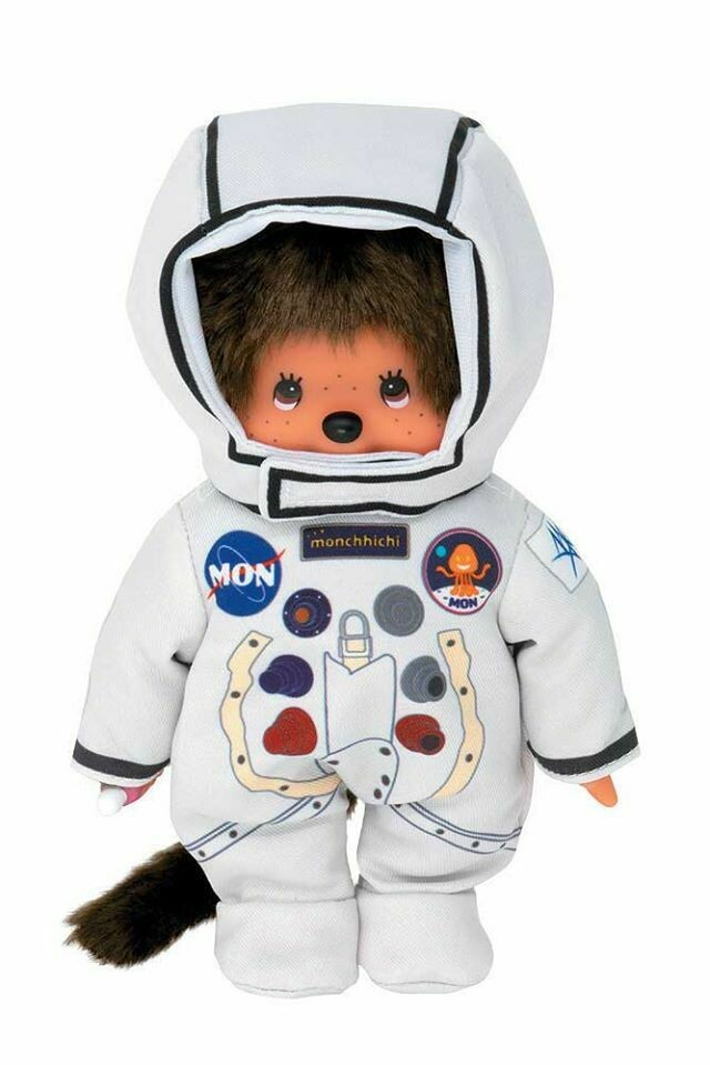 Astronaut Monchhichi
