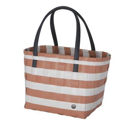 Color block vintage copper blush