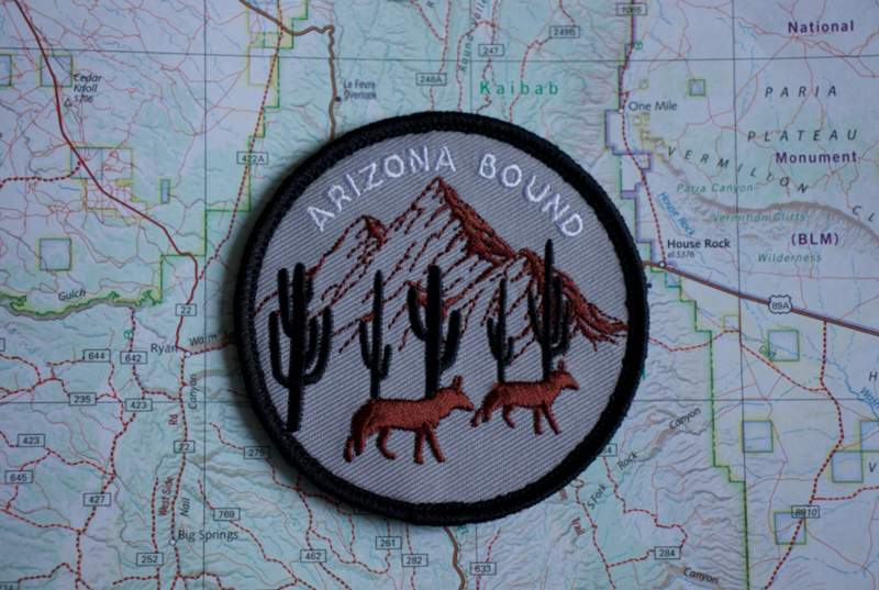 Arizona Bound Patch