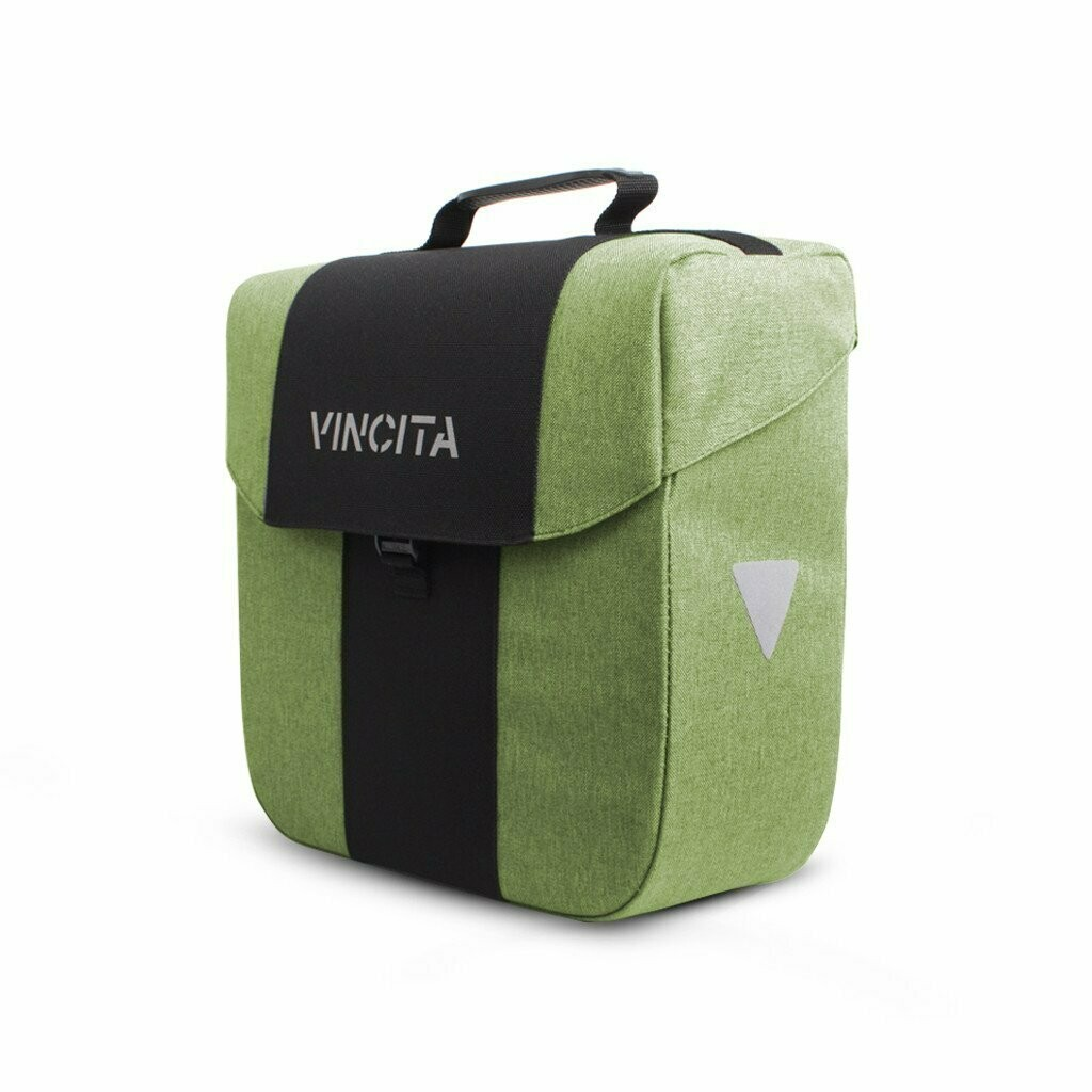 Bicycle Bag  Single - Bob in Faded Green