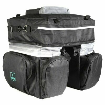Bicycle Bag Triple Detachable
