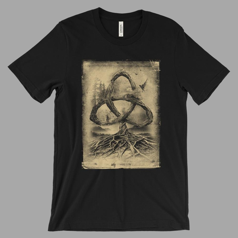 Thinking Clear Tee - Black
