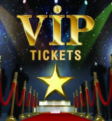 VIP Tickets 00103