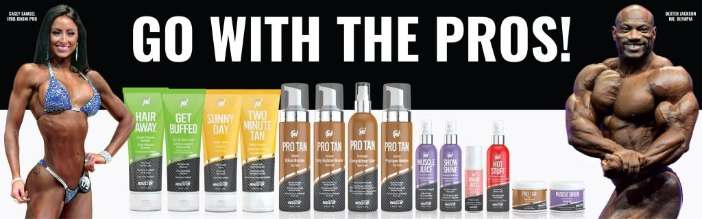 Pro Tan® Competition Tanning