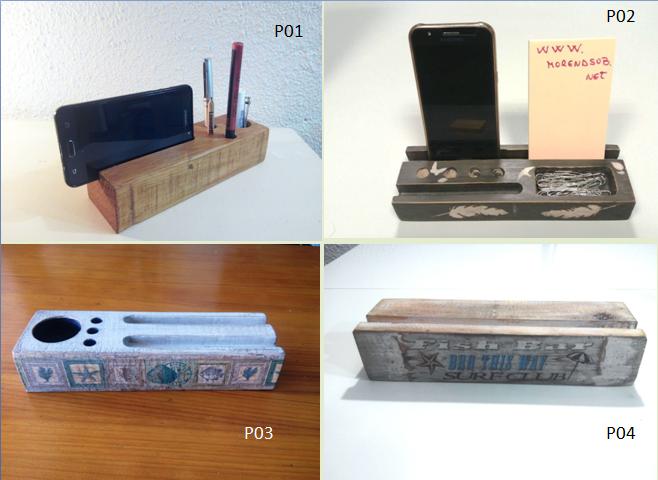 Soportes móvil y tablet P01-P02-P03-P04-P05-P06-P07-P08