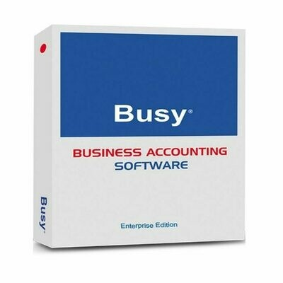 Busy Accounting Software (Enterprise Edition)