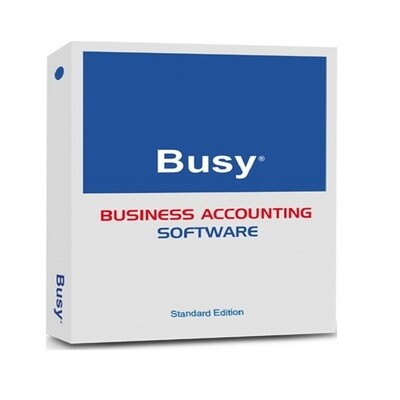 Busy Accounting Software (Standard Dual User)