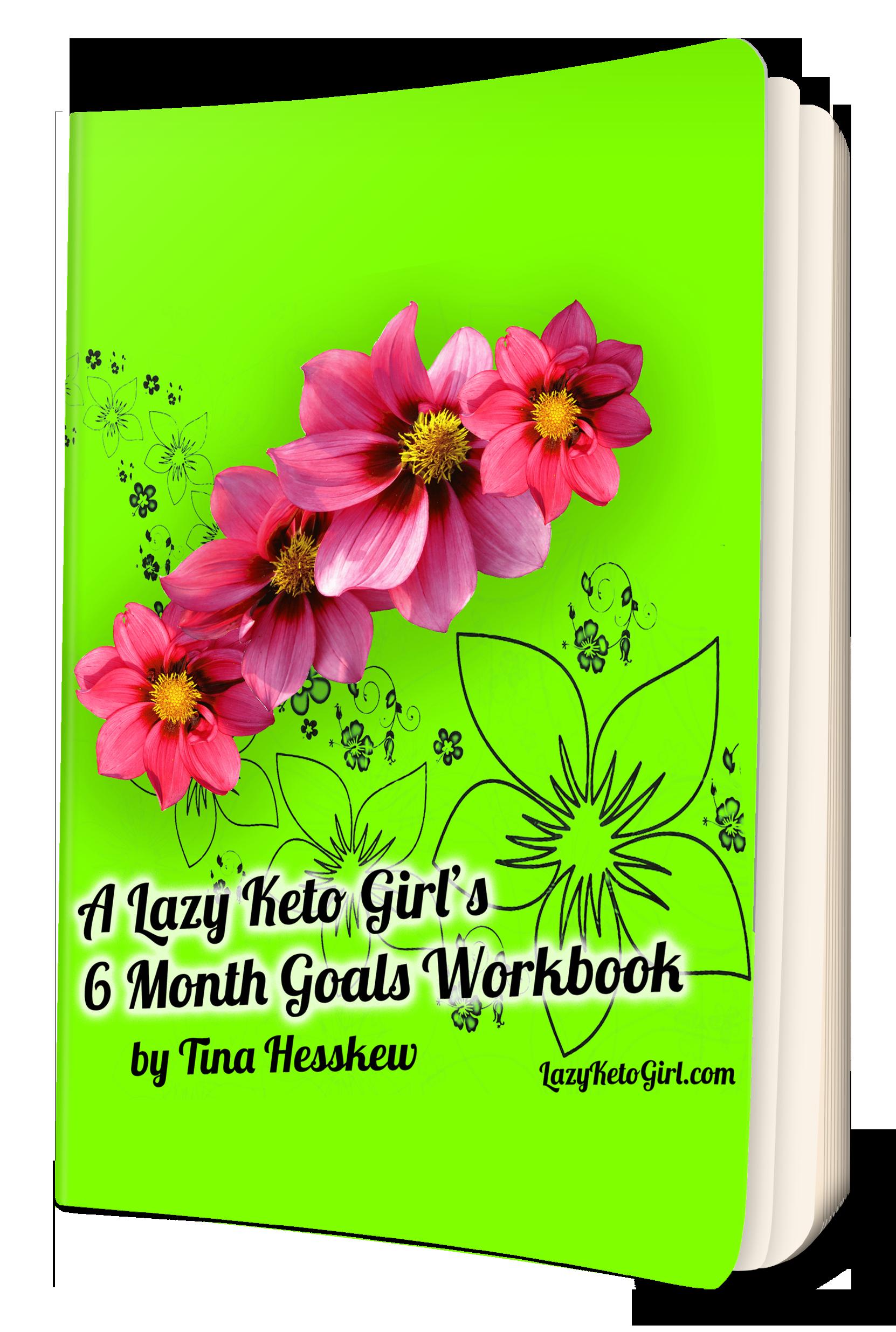 6 Month Goals Workbook 00002