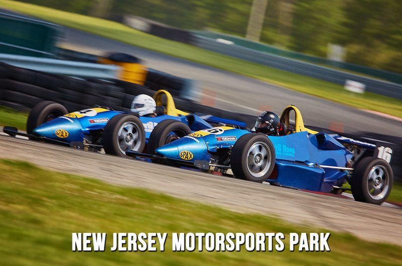 NJMP - 5 Day Road Racing Week
