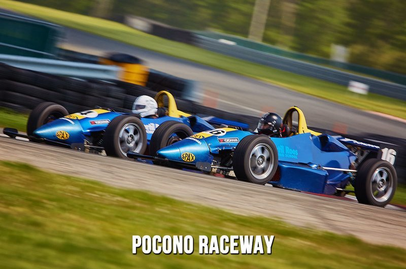 Pocono - 5 Day Road Racing Week