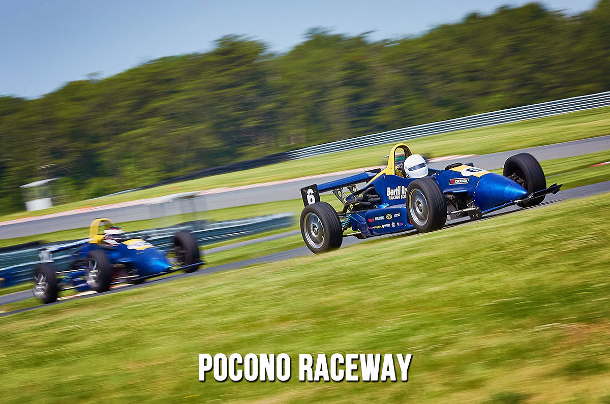 Pocono - 2 Day Advanced Racing School 00011