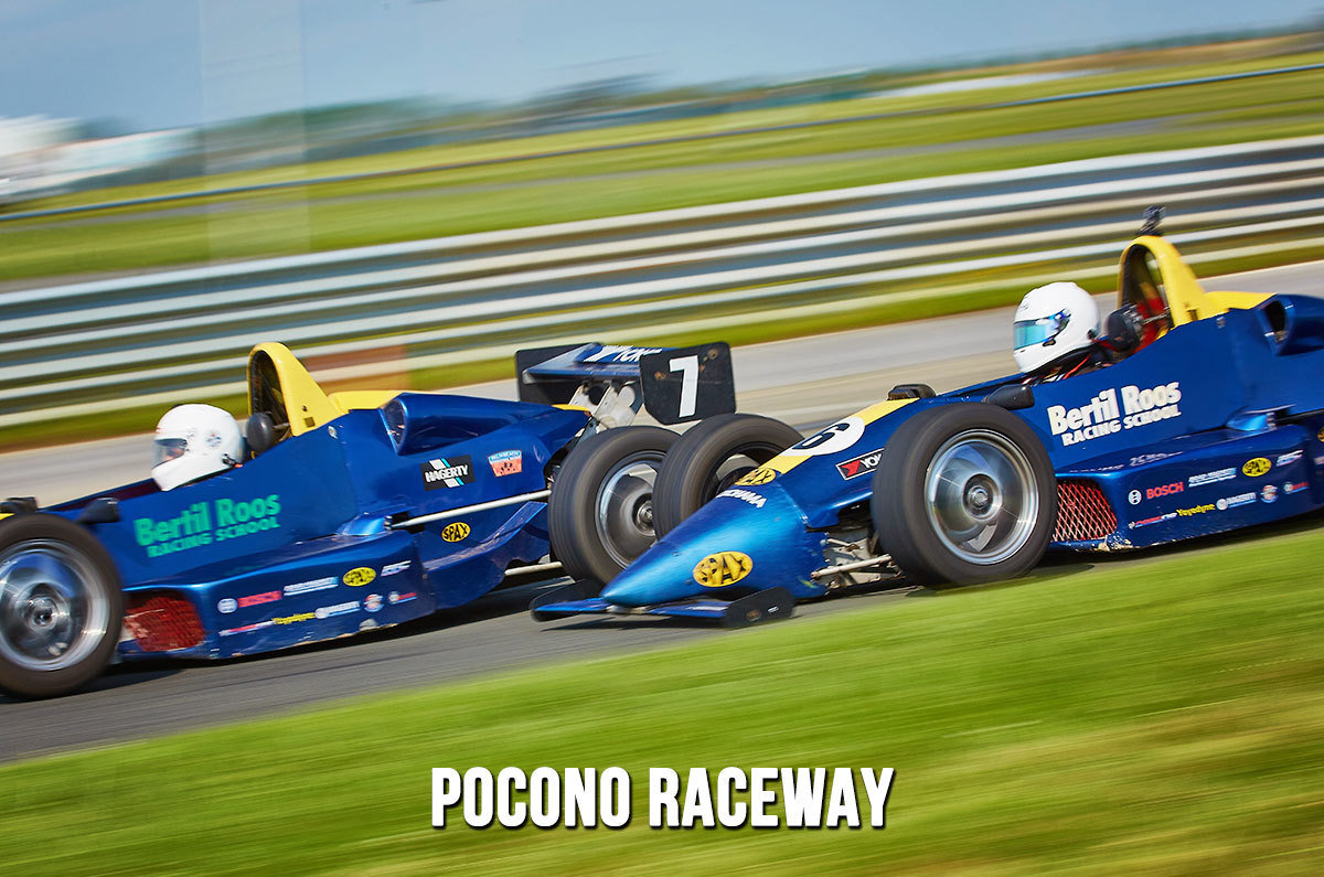 Pocono - 3 Day Road Racing School