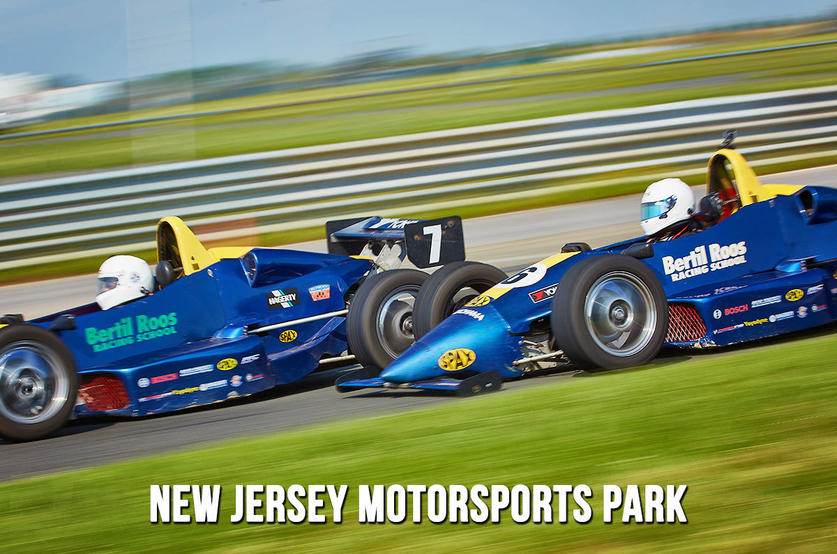 NJMP - 3 Day Road Racing School
