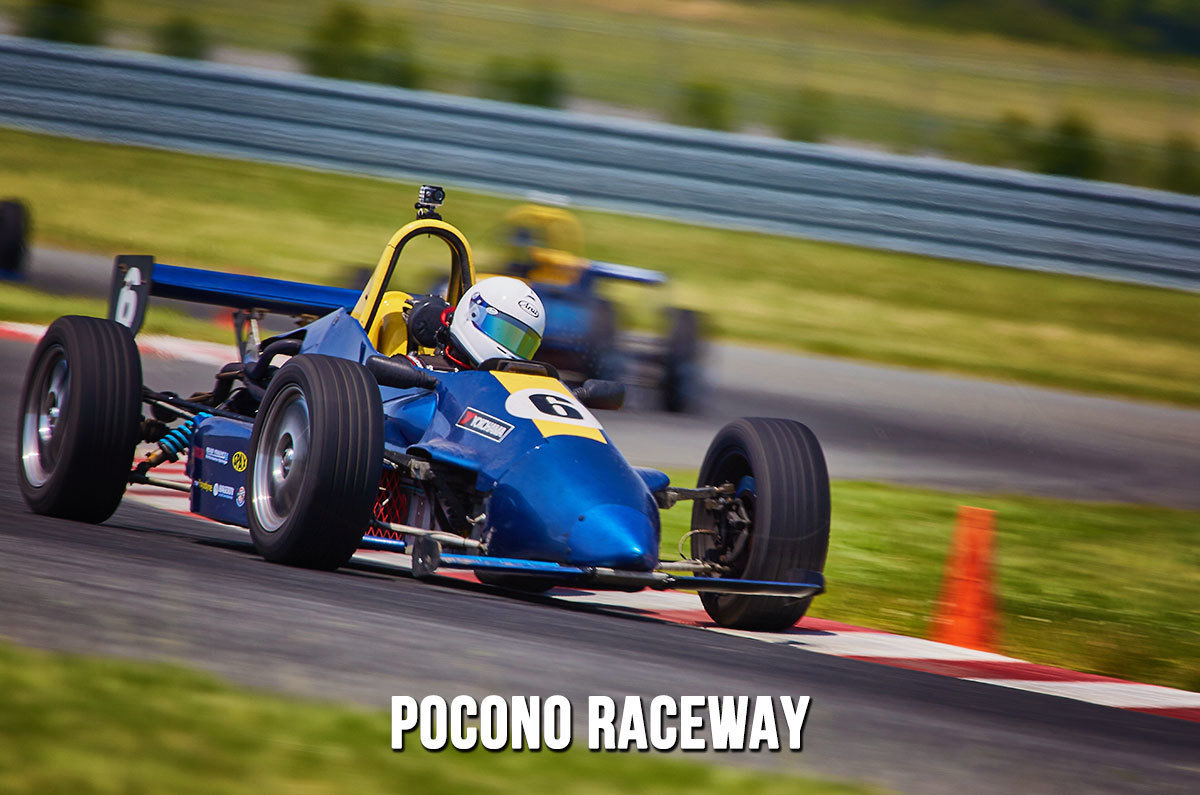Pocono - 1 Day Road Racing Adventure 00006