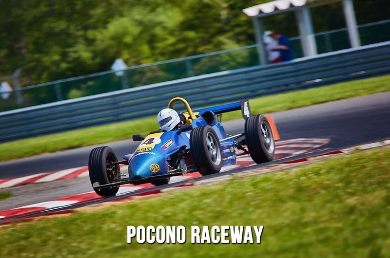 Pocono - 1/2 Day Road Racing