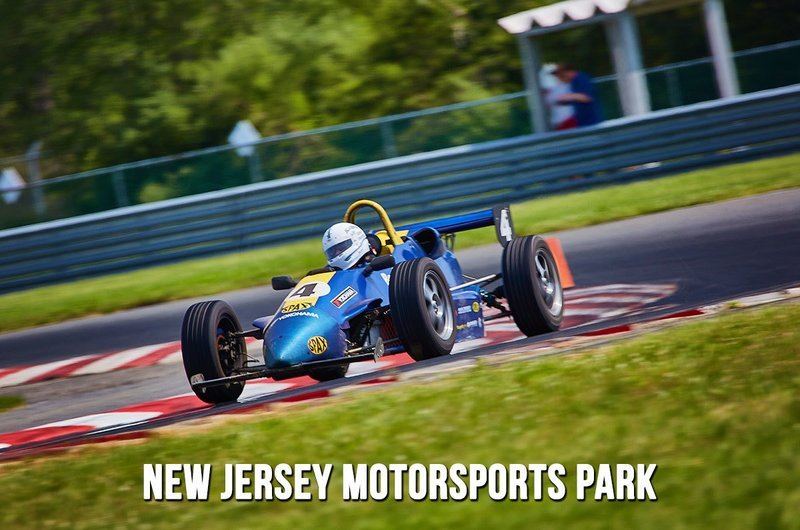NJMP - 1/2 Day Road Racing