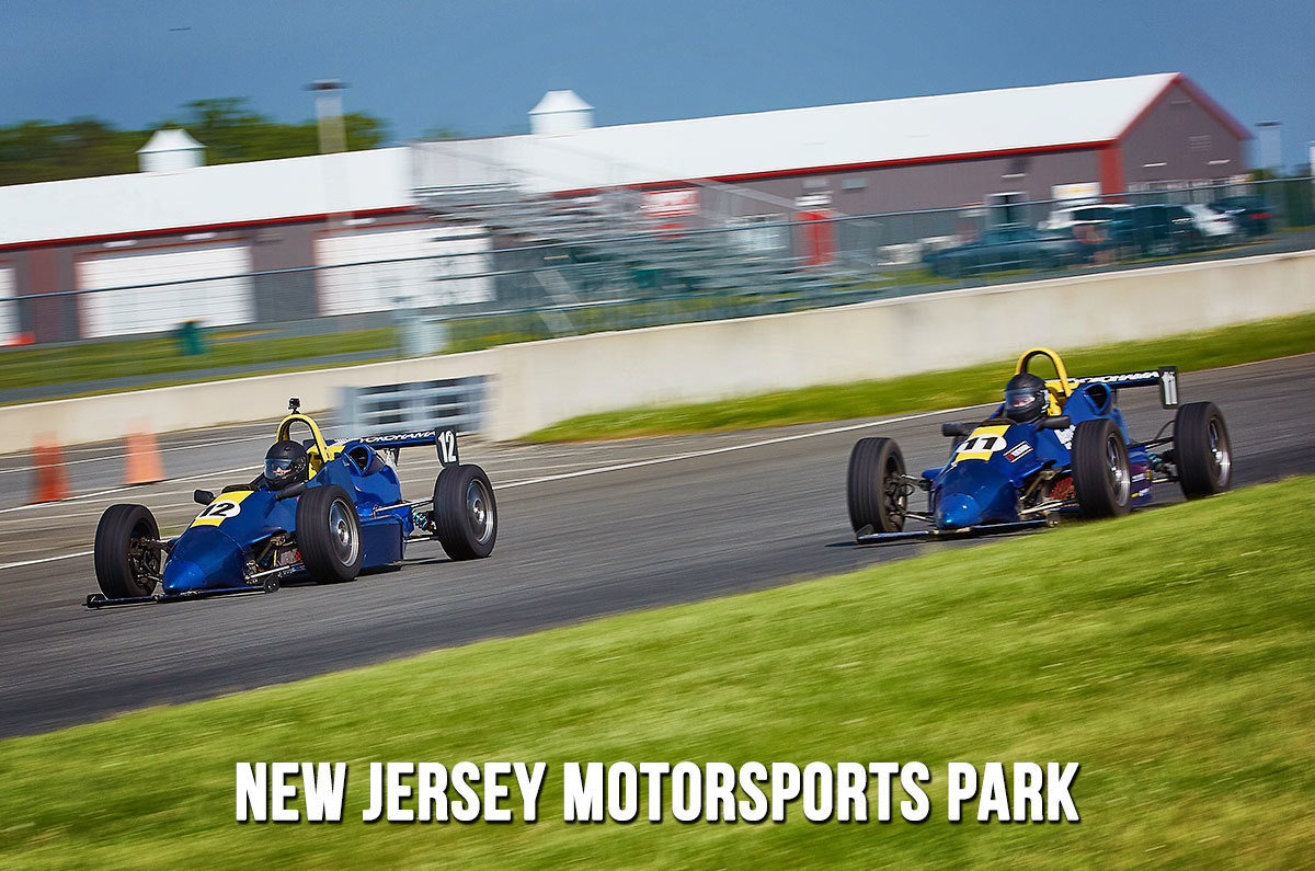 NJMP - AM Practice Session