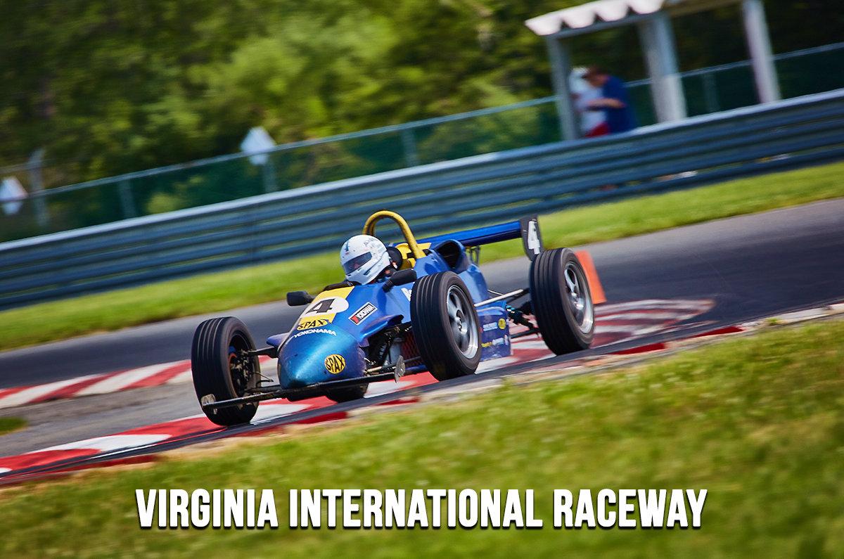 VIR - 1/2 Day Road Racing