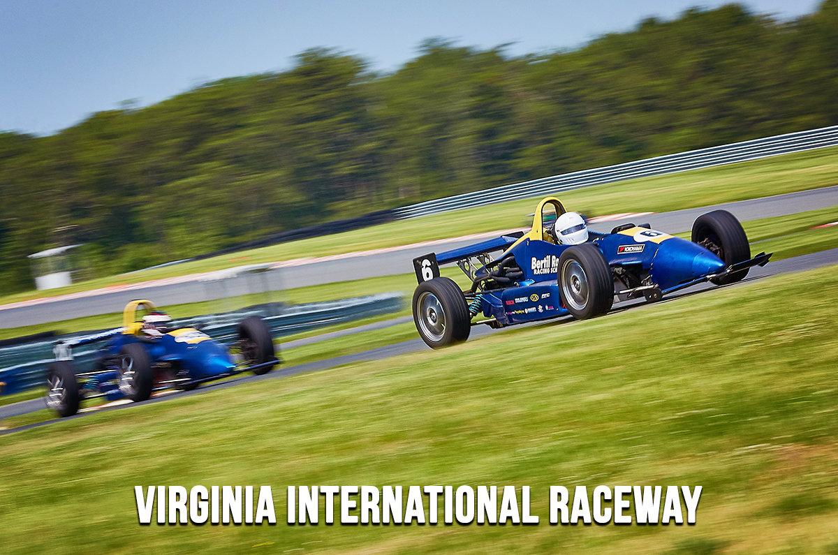 VIR - 2 Day Advanced Racing School VIR 2-Day