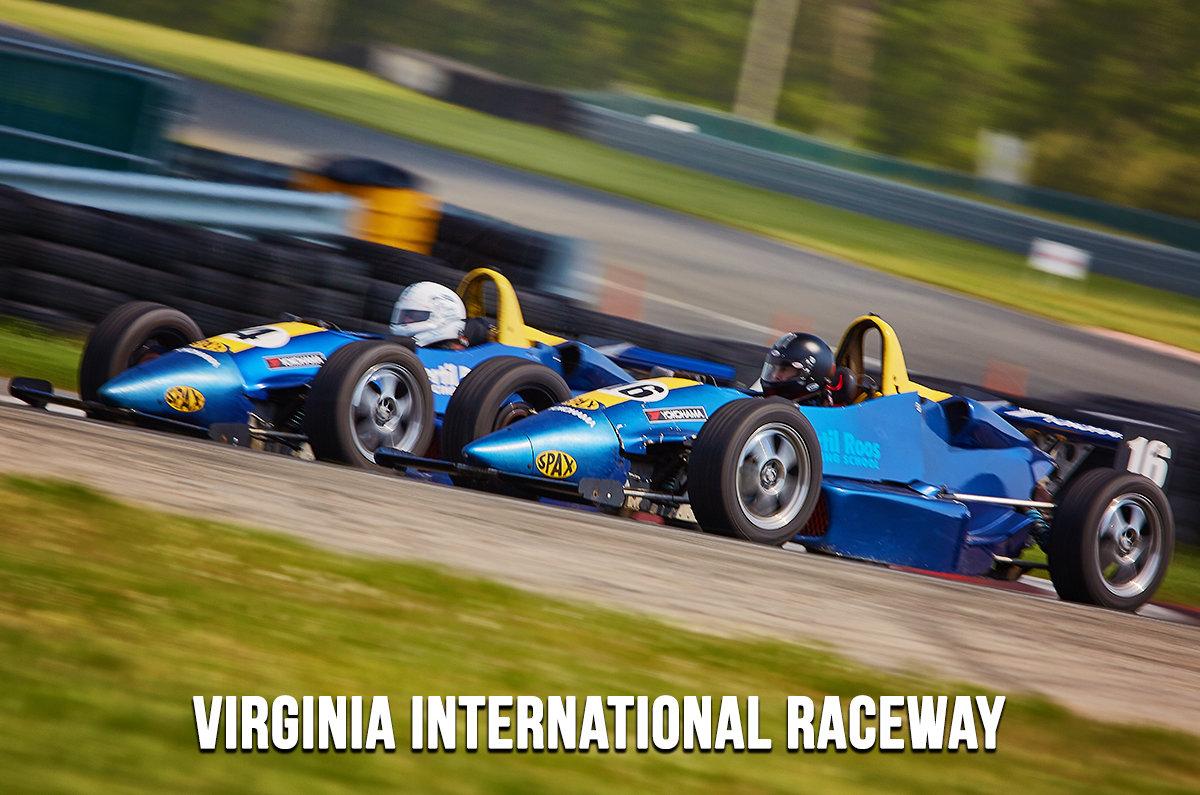 VIR - 5 Day Road Racing Week VIR 5-Day