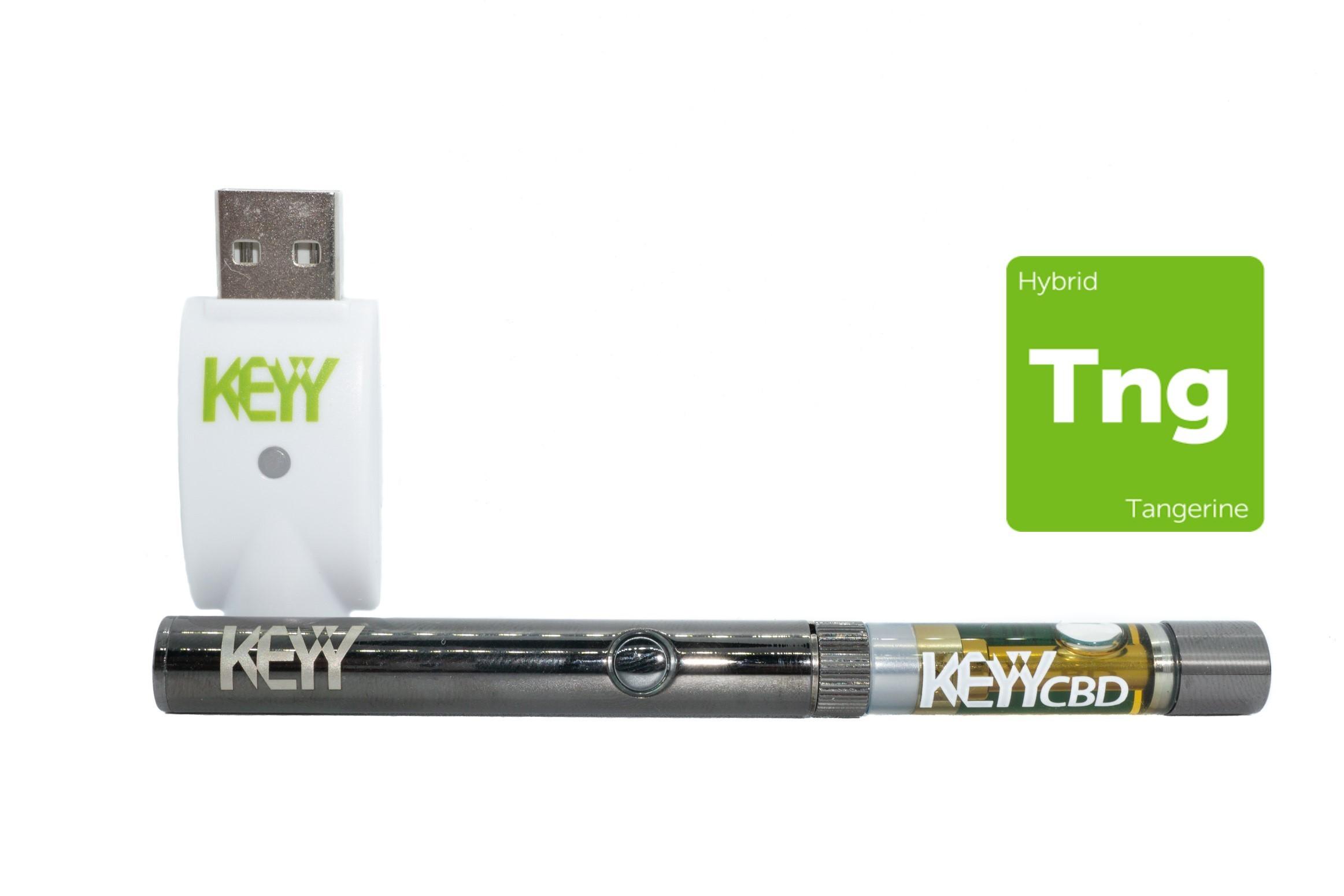 Tangerine (Hybrid) Vape Pen Kit by Keyy 01313