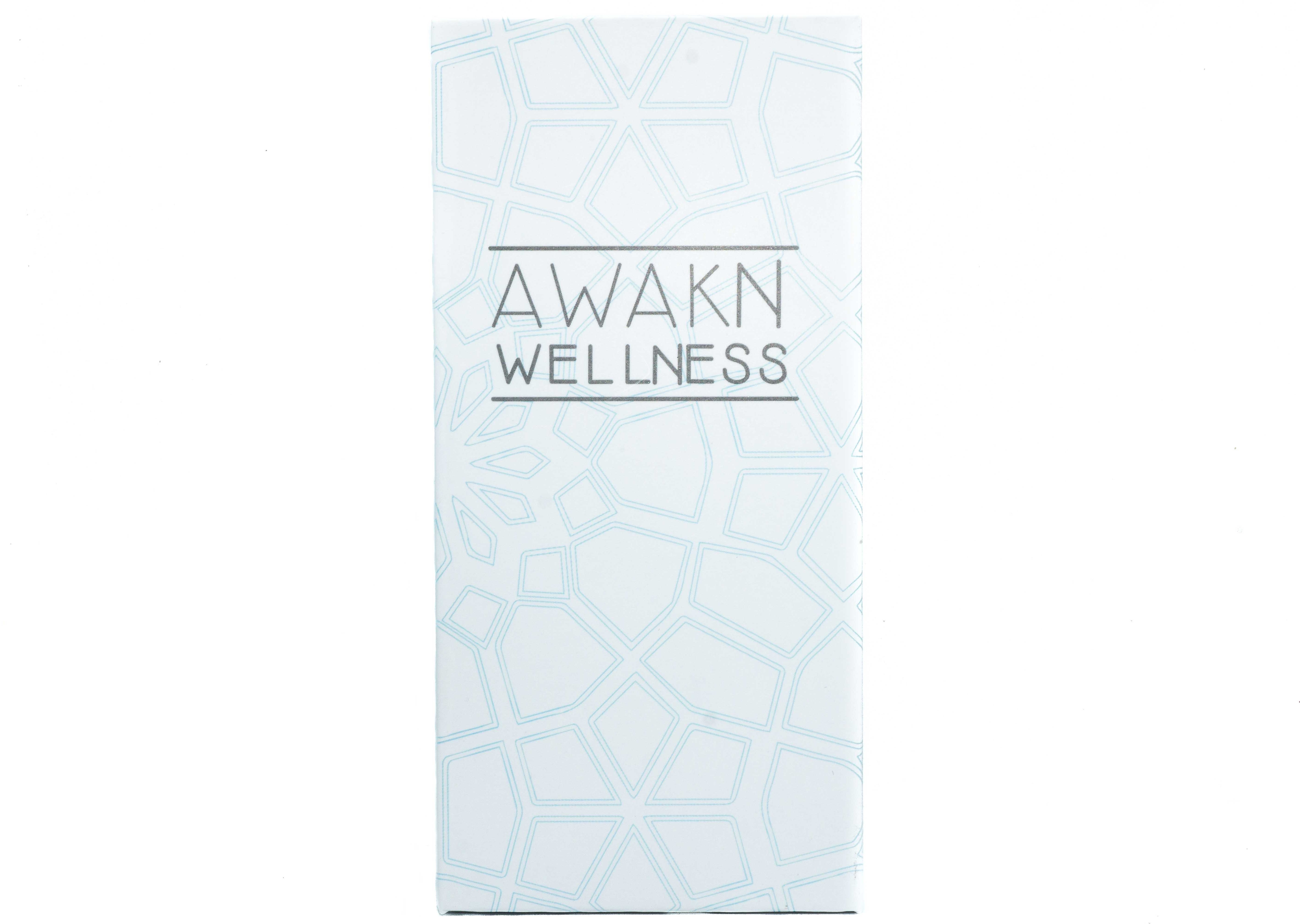 Mango (Full Spectrum) CBD Vape Kit by Awakn Wellness 01347