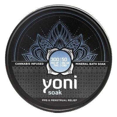 (300mg THC/50mg CBD) Bath Soak By Yoni