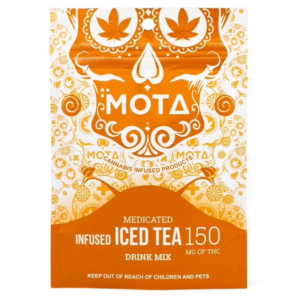 (150mg THC) Iced Tea By Mota