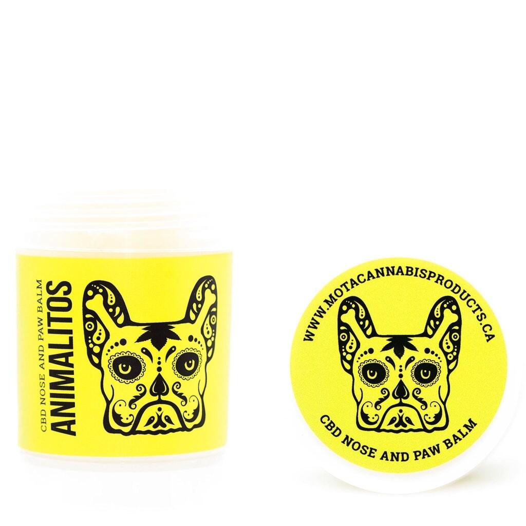 CBD Nose and Paw Balm By Animalitos