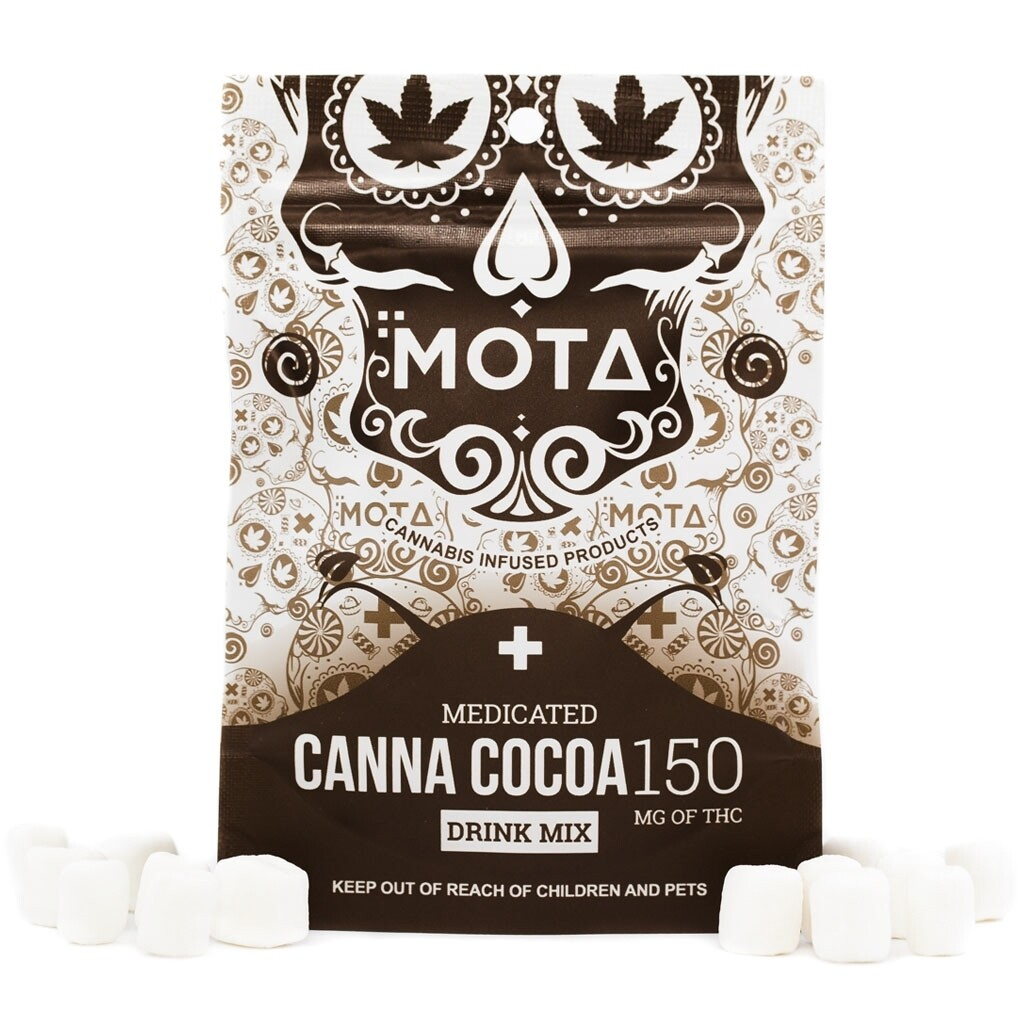 (150mg THC) Canna Cocoa By Mota