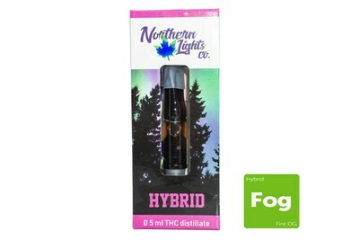 Fire OG (Hybrid) Vape Top By Northern Lights