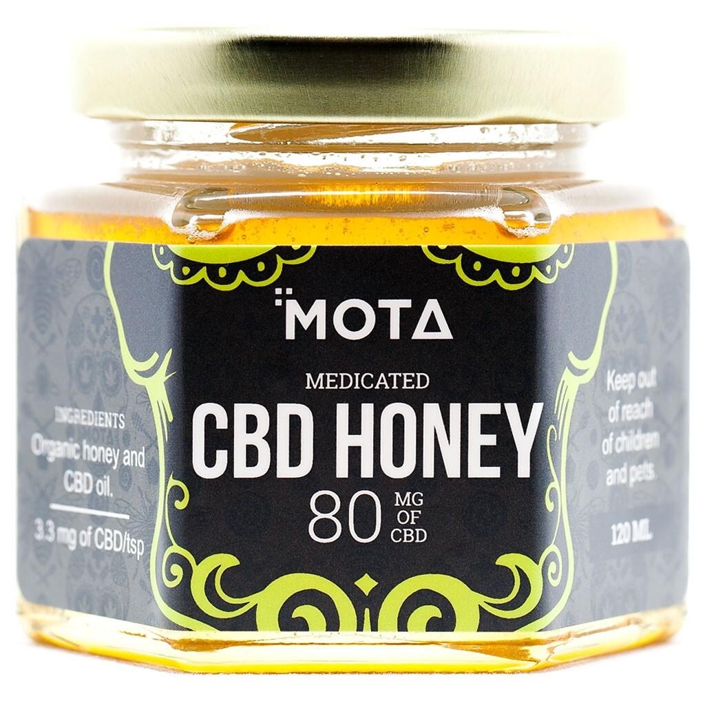 (80mg CBD) Honey By Mota