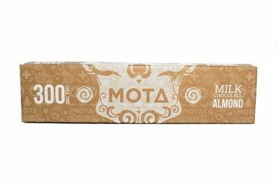 (300mg THC) Almond Milk Chocolate Bar By Mota