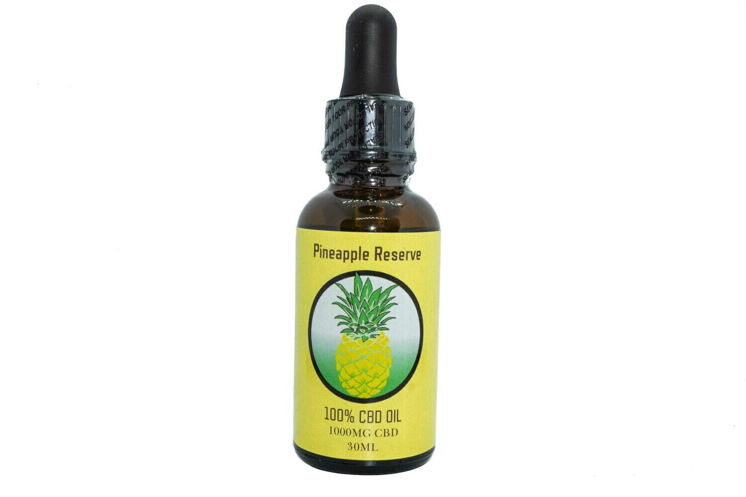 (1000mg/2000mg) CBD Tincture By Pineapple Reserve