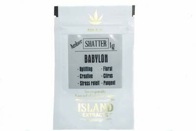 Babylon (1g) Shatter by Island Extracts