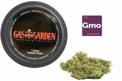 Grease Monkey (7g Premium Flower Tin Can) By Gas Garden