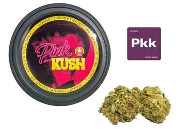 Pink Kush (7g Premium Flower Tin Can) By Gas Garden