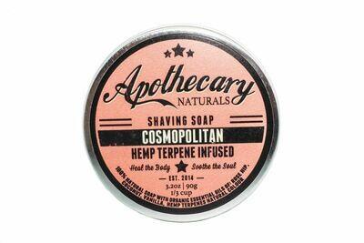 Cosmopolitan Shaving Soap By Apothecary